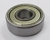 Bearing, generator, commutator end MN2L MO1L series
