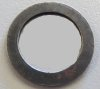 Clutch fixing nut backing washer, Norton Commando