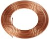 Copper tube, 1/4 inch OD, soft annealed 50cm