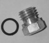 Gearbox filler plug, and seal, Norton dollshead upright