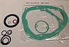 Gasket and oil seal kit, gearbox, Norton AMC except 850 Mk3