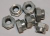 Gearbox cover nuts - Sturmey Archer CS (set of 9)