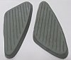 Knee pad rubbers, BSA A50/65 - Click Image to Close