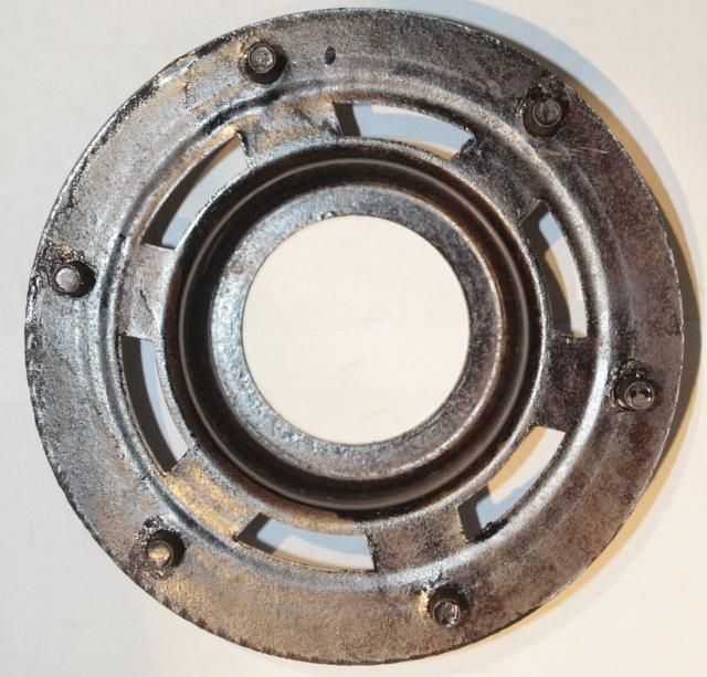 Clutch sliding plate, BSA M20 [EM072] : BMH Trading, Classic