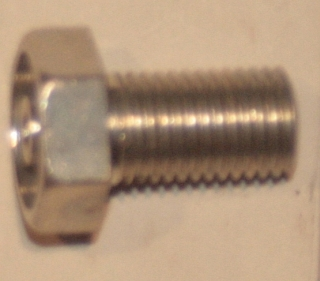 Bolt, grease nipple, Gear change indicator, Norton upright