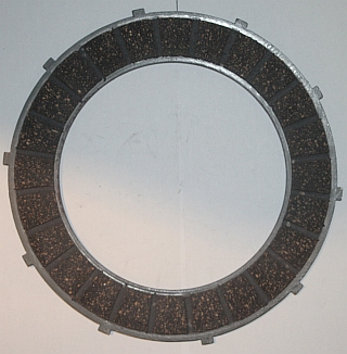 Clutch plate, friction, Triumph