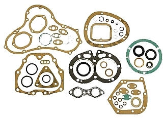Gasket set, Norton 750 Atlas full, 750 Commando copper head gask