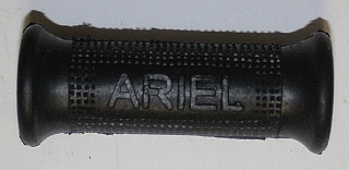 Kickstart rubber, Ariel, branded, open end