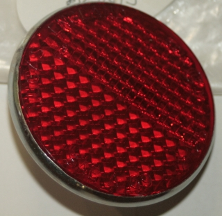 "Reflector, Red, genuine Lucas, 2 1/4"" 575189 UK"
