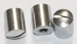 Barrel nut (screw head) securing gen to crankcase, (set3) Norton