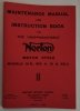 Norton maintenance manual and instruction book, 1949