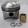 Piston assembly, Norton 16H 1937-1954, std