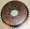 Brake drum and sprocket, plunger Norton (Made in UK)