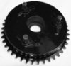 Brake drum and sprocket, featherbed Norton, 42T