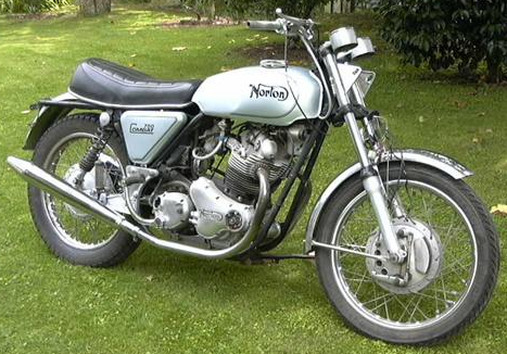 Norton Combat as bought