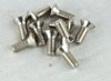 Petrol tank, badge screws, Triumph long (each) 82-7888 82-1339