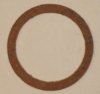 Kick start shaft, cork washer, seal, Norton